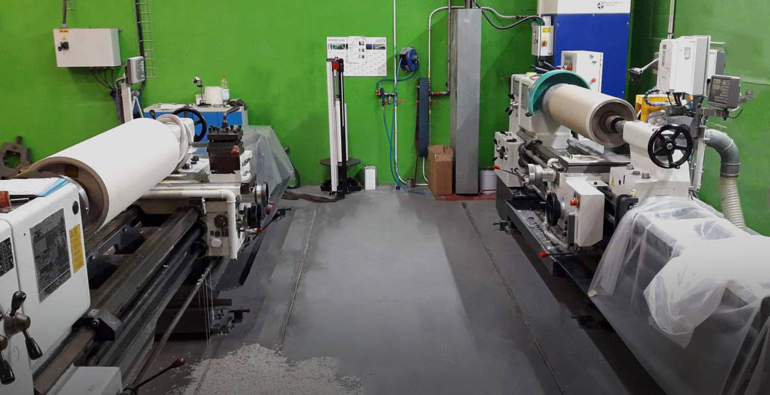 Hannecard France recently invested in a new grinding cell for its Monkal® covering